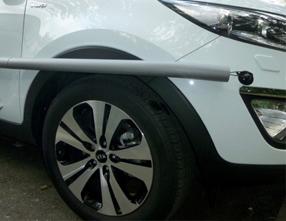 StatioZen système de protection anti coup de portière statiozen dispositif anti-coup de portiere coup de portiere protection carrosserie